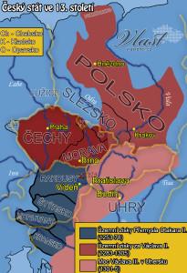 Český stát ve 13. století