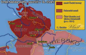 Český stát v 16. století