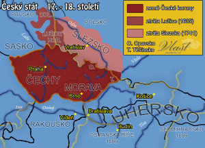 Český stát 17. - 18. století