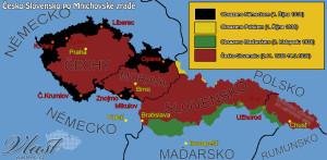 Druhá Československá republika 1938-1939