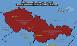 Československo po roce 1945