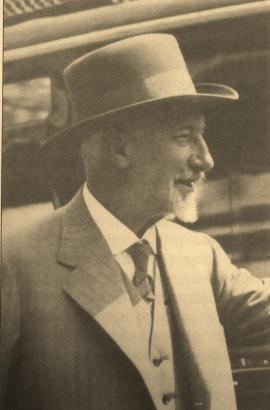 Foto: Archiv P.Majera Dr. Hermann Hinterstoisser