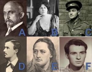 Fotky českých osobností - hádejte kdo je kdo