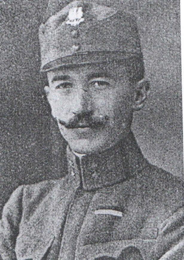 Foto: archiv P. Majera Klemens Matusiak (13. 11. 1881 – 8. 1. 1969)