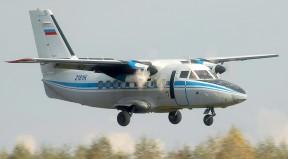 Letoun L-410, stará verze. Zdroj: Wikipedia