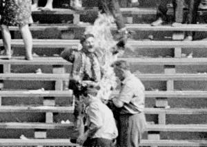 Ryszard Siwiec při sebe-upálení