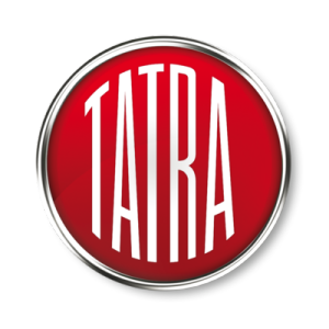 Logo společnosti Tatra, zdroj: Wikipedia