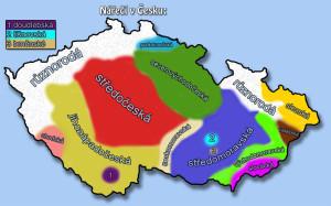 Nářečí v ČR