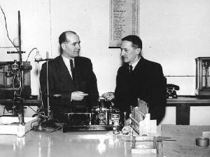 Pan Heyrovský a pan Hrdlička