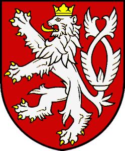 Malý státní znak ČR (od roku 1993)